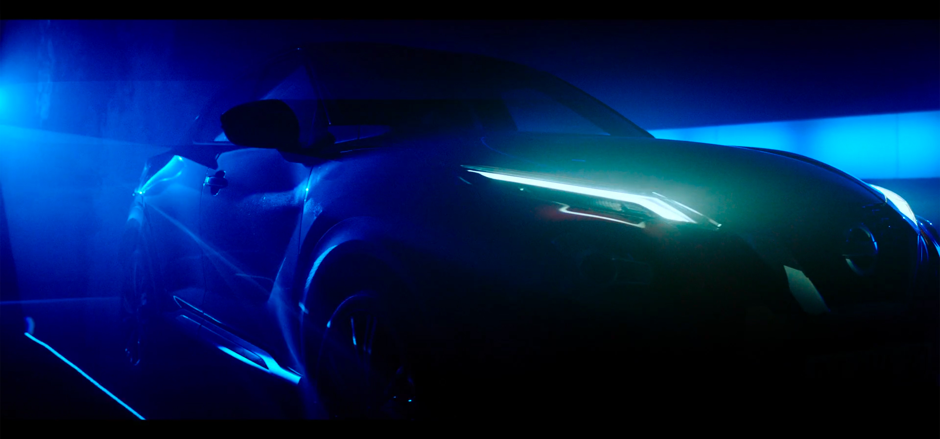 Noul Nissan JUKE video imagine preview
